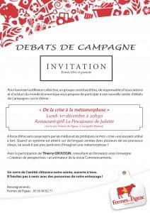 invitation debats de camp2014